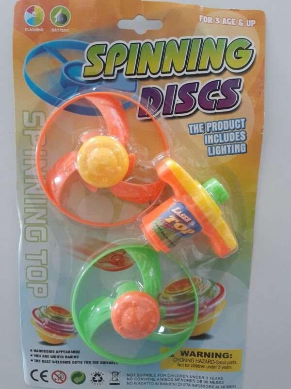 Spinning Discs 3 pcs toy