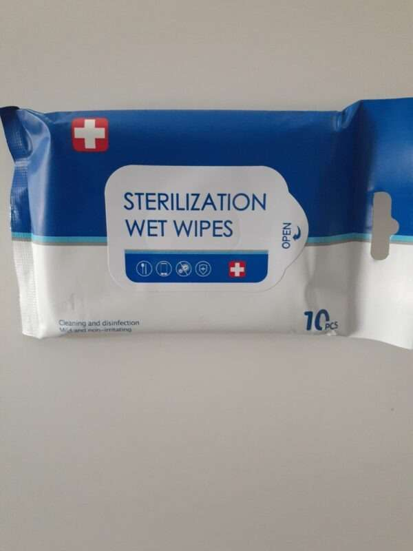 Sterilization Wet Wipes