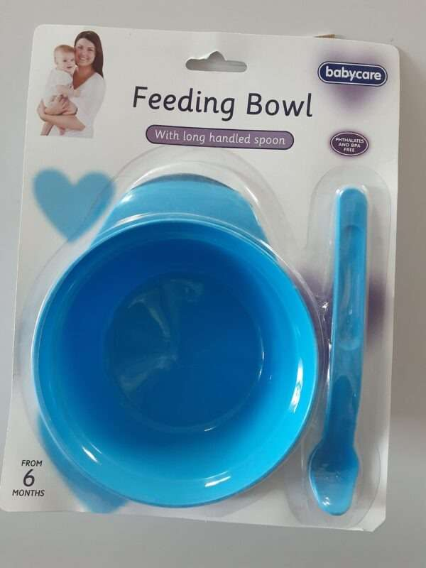 Baby Feeding Bowl with Spoon