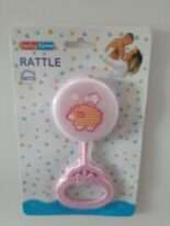 Baby time RATTLE