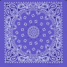 Paisley_Bandana_Royal_Blue