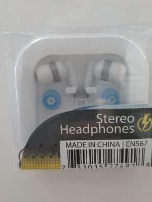 Stereo Head phones