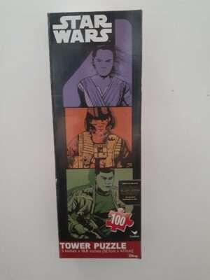 STAR WARTOWER PUZZLE 100PCS