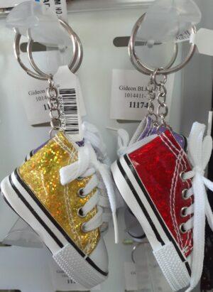 Converse Sneaker Look Keychains